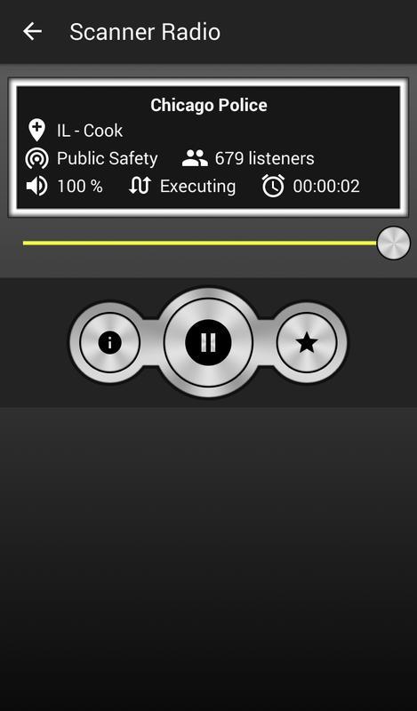 Police scanner pro mod apk   Police Scanner Radio PRO Mod