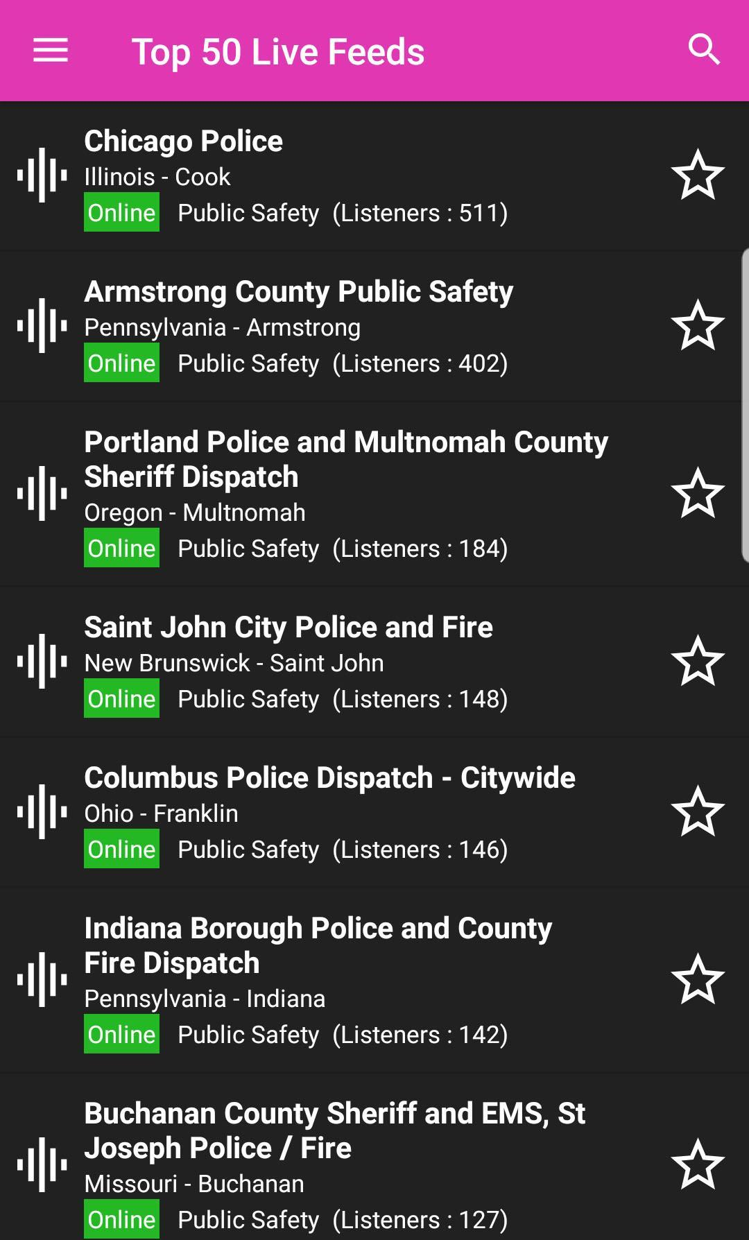 XXX Police Scanner for Android - APK Download
