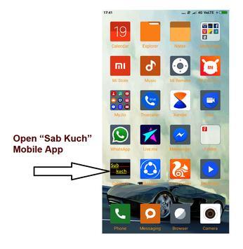 Sab Kuch - All Features apk screenshot