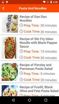 Daily Food Menu screenshot 2