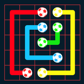 Match Dot Number Pipe Line icon