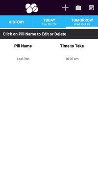 Pill & Refill Reminder screenshot 3