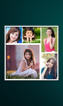 Photo Collage Editor Pic Grid screenshot 2