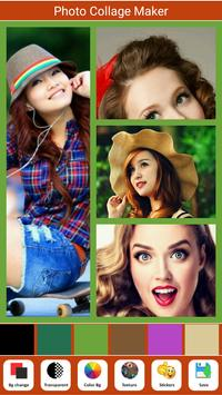 Photo Collage Editor Pic Grid screenshot 3