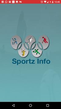 SpotzInfo:One Place for Sports poster
