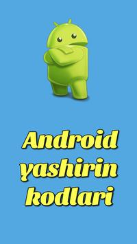 Telefon Maxfiy Kodlari poster