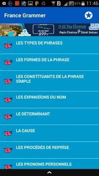 France Grammer screenshot 1