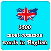 3500 words in English (Free) icon