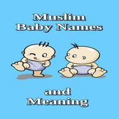 Muslim Baby Name and Meaning (+20.000) icon