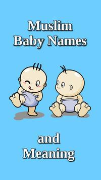 Muslim Baby Name and Meaning (+20.000) poster