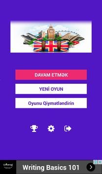Word Game (learn English) apk screenshot