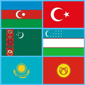 National anthem of Turkish states (Ringtones) icon
