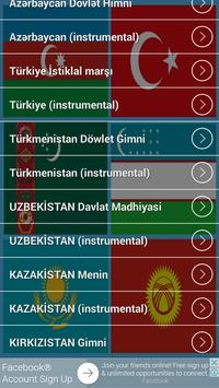National anthem of Turkish states (Ringtones) screenshot 4