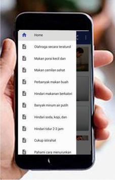 Trik Langsing Cepat screenshot 2