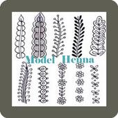 Model Henna icon