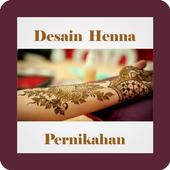 Desain Henna Pernikahan icon