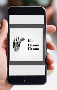 Ide Desain Henna poster