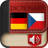 German Czech Dictionary icon