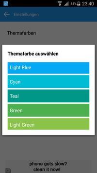 German Czech Dictionary screenshot 4