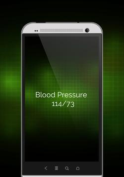 Finger Blood Pressure Prank screenshot 14