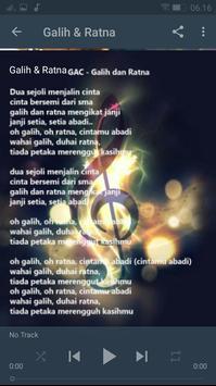 Lagu GAC - Galih&Ratna screenshot 1