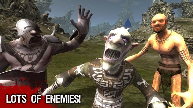 Evil Watcher Action 3D screenshot 2