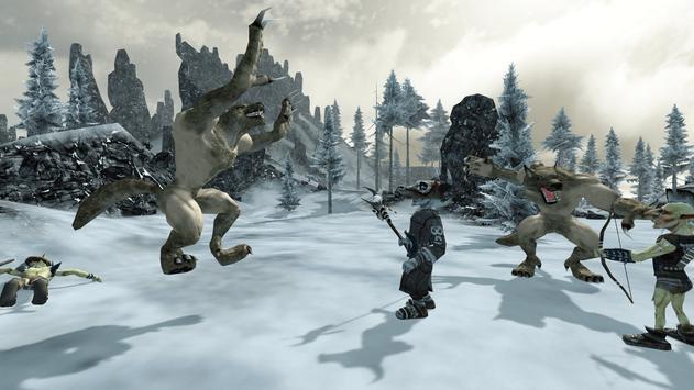 Werewolf Horde Ultimate apk screenshot