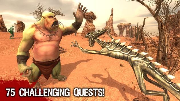 Extreme Angry Dinosaur 3D apk screenshot