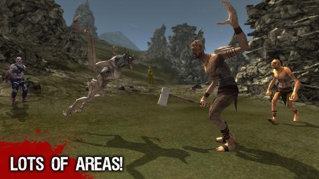 Creepy Vampire Action 3D apk screenshot