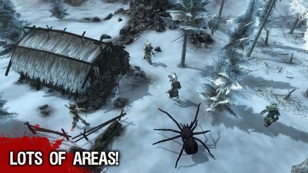 Darkness Spider Sim 3D apk screenshot