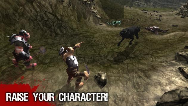Real Dire Wolf Life 3D apk screenshot