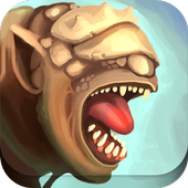 Disgusting Ghoul 3D icon