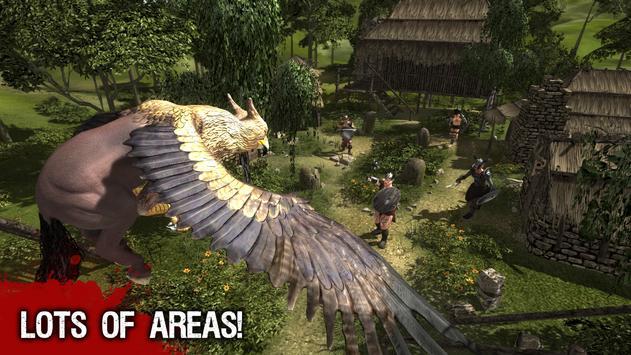 Half Horse Half Eagle 3D apk screenshot
