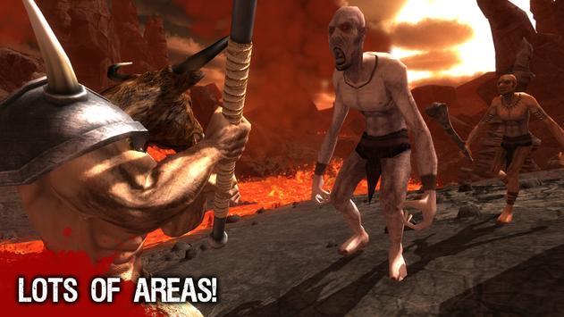 Epic Beast Minotaur 3D apk screenshot