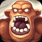 Fat Ogre Action 3D icon