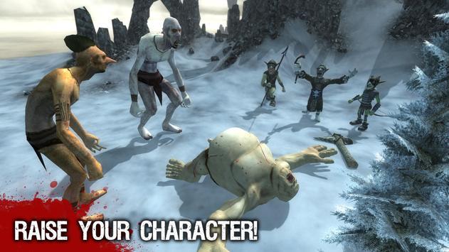 Fat Ogre Action 3D poster