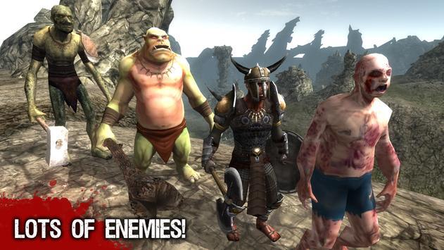 Fat Ogre Action 3D apk screenshot