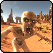 Ghoul Simulation 3D icon