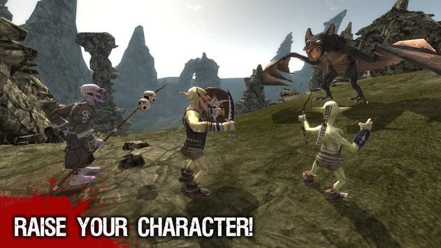Giant Beast Bat Action 3D screenshot 1