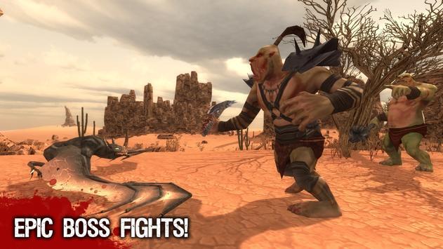 Giant Beast Bat Action 3D screenshot 3