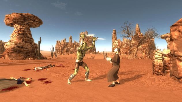 Goblin Simulation 3D poster