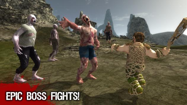 Gnome Fighter Action 3D apk screenshot