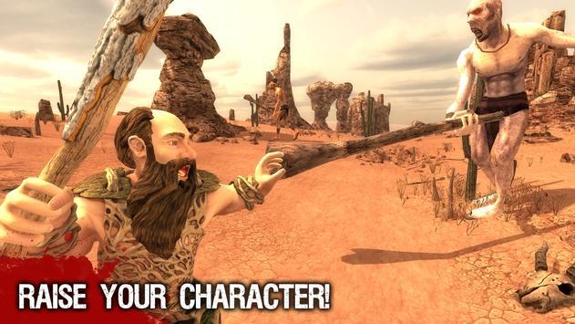 Gnome Fighter Action 3D apk screenshot