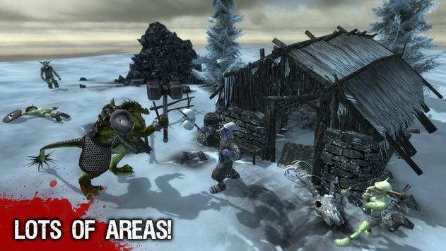 Angry Half Dragon Sim 3D apk screenshot