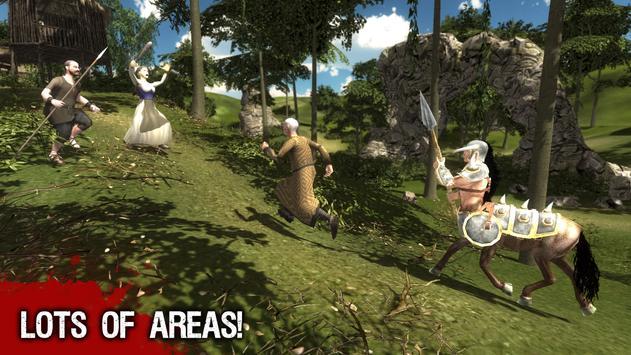 Half Man Half Horse 3D apk screenshot