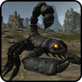 Huge Scorpion Simulator 3D icon