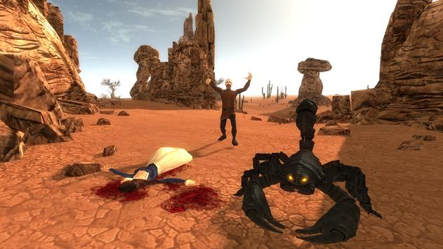 Huge Scorpion Simulator 3D apk screenshot