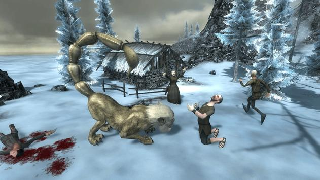 Manticore Simulation 3D apk screenshot