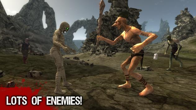 Mummy Adventure 3D apk screenshot