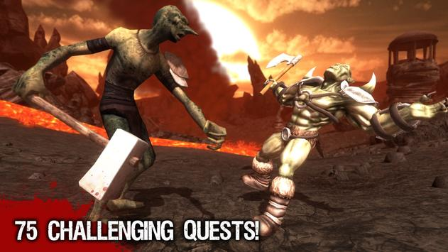 Orc From Middle Earth 3D apk screenshot